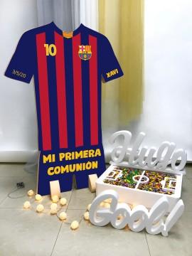 Camiseta futbol1