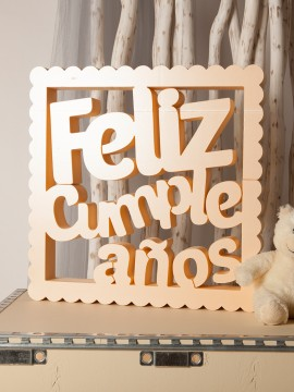 Feliz cumpleaños 3
