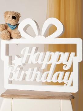 Feliz cumpleaños 4