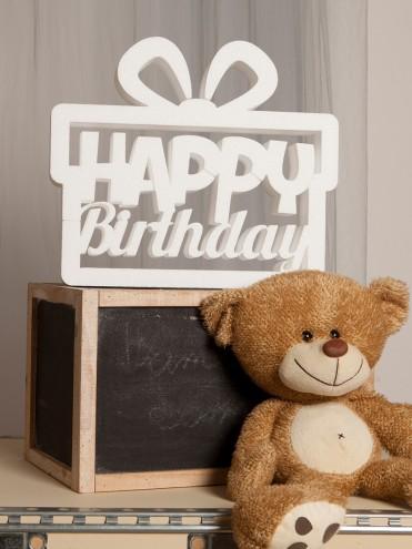 Feliz cumpleaños 5