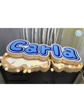 Nombre caja