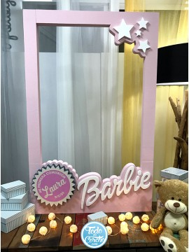 Photocall Barbie