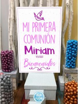 Cartel comunión 02