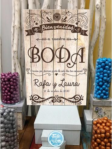 Cartel bodas 02